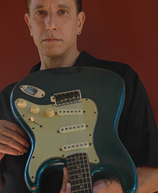 Mike Greenfield Guitarist